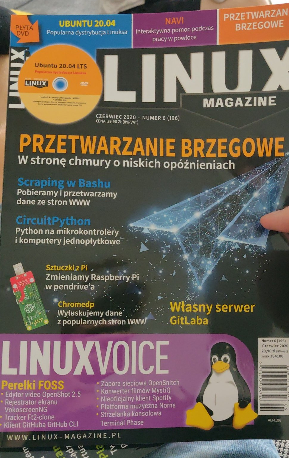 June 2020 edition of Polish Magazine